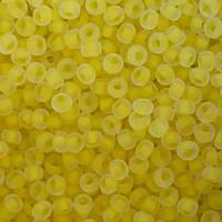 Чешский бисер для рукоделия Preciosa (Прециоза) оригинал 50г 33139-38386-10 Желтый