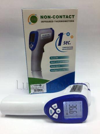 Бесконтактный термометр.Электронный градусник.Пирометр., фото 2