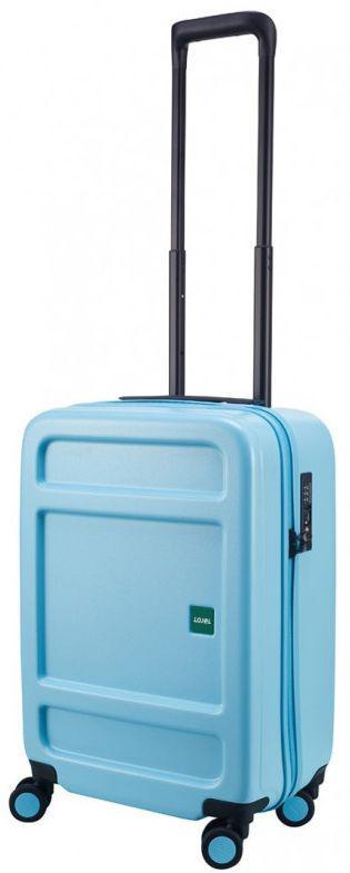 Чемодан дорожный малый Lojel Juna S 37 л. Lj-CF1639S_BLU голубой