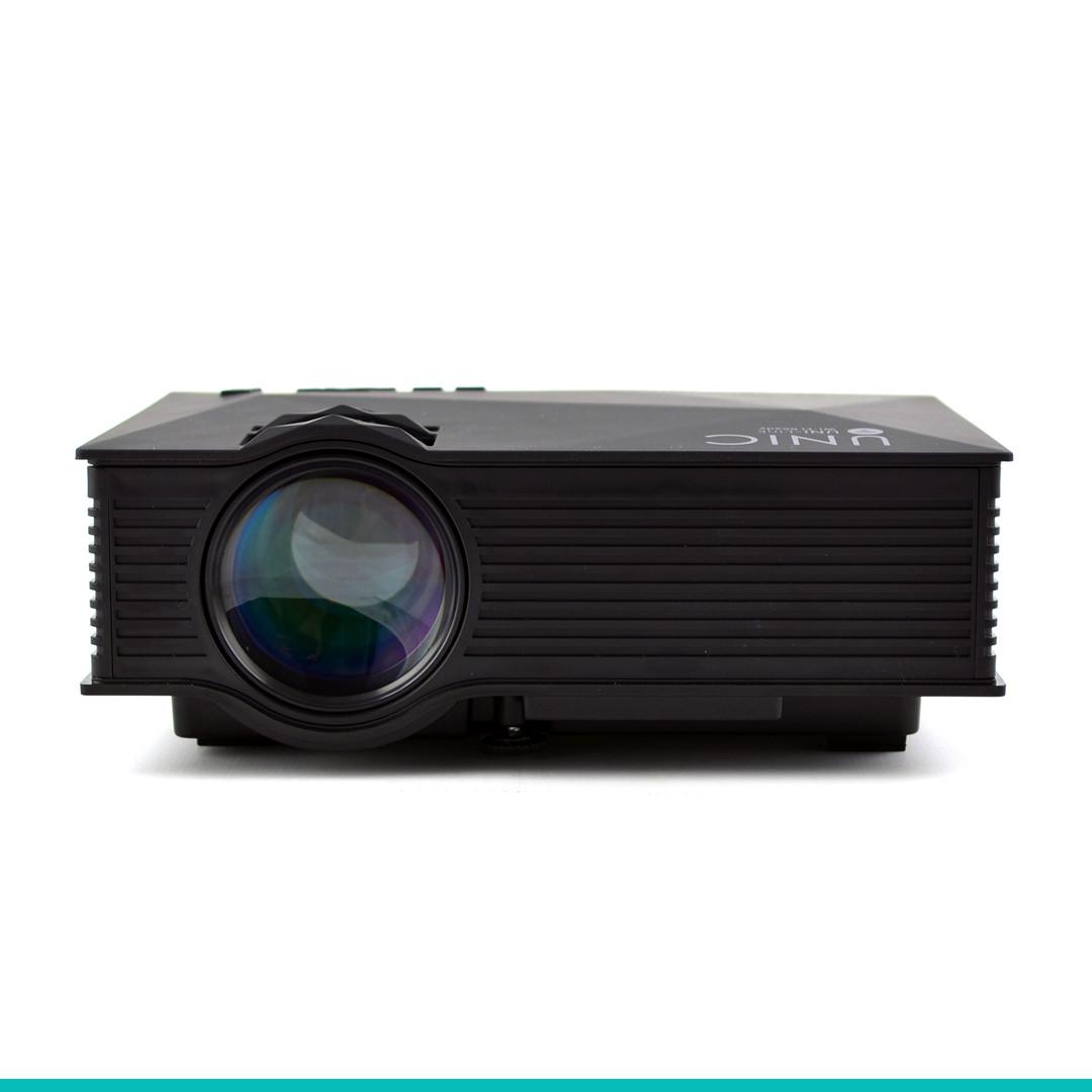 Портативний проектор LCD UNIC JSQ-UC46 WiFi 1