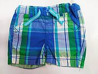 Брендовые шорты для мальчика C&A 62-68 рост