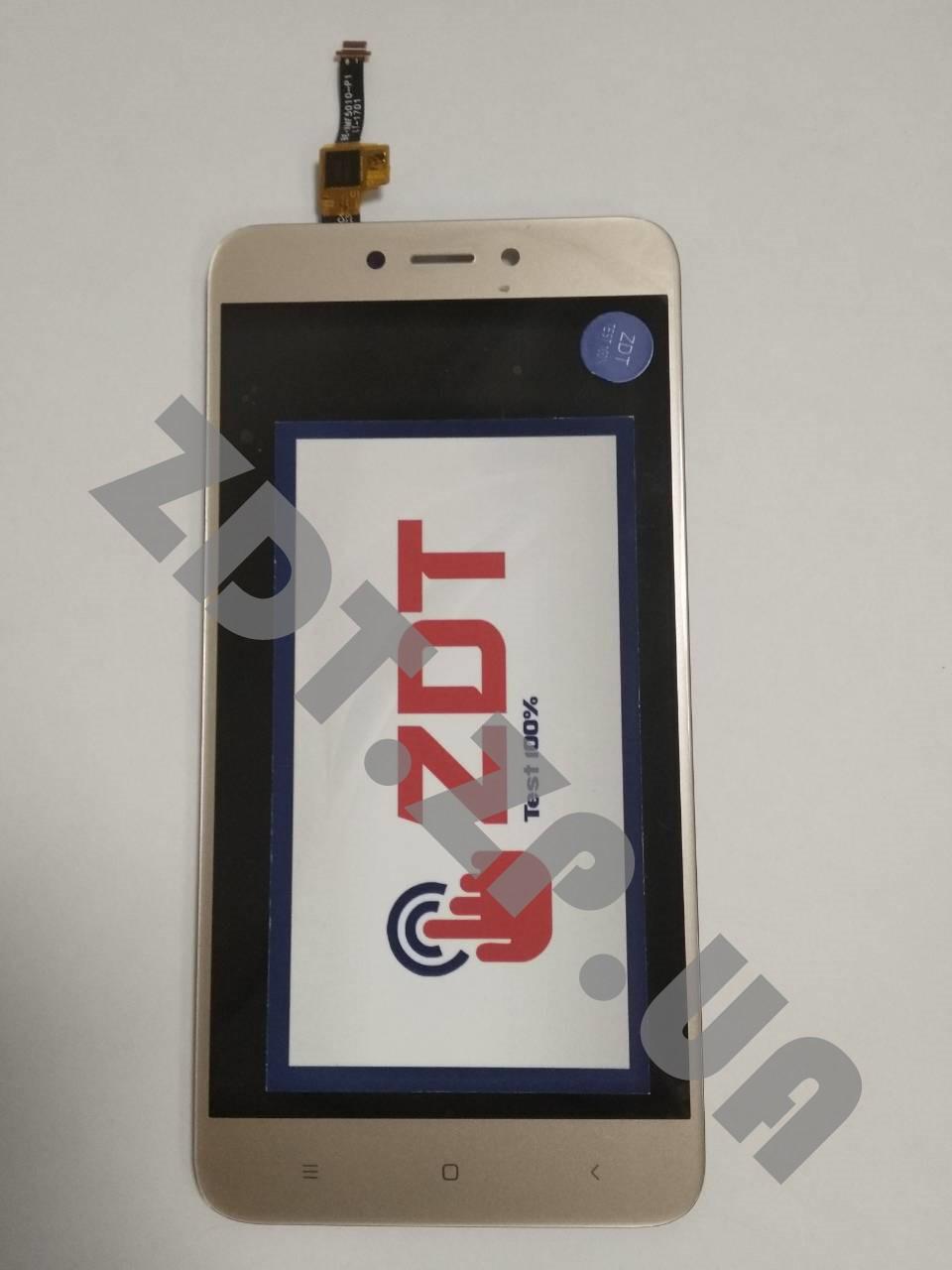 """Дисплейный модуль к телефону Xiaomi Redmi 4X, TEST 100% Gold (5000520G) - Интернет - магазин """"ZDT на PROM.UA"""" в Запорожье"""
