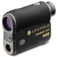 Лазерный дальномер Leupold RX- 1200 i TBR Compact с DNA компакт 6х22, чёрный с баллистическим калькулятором 11
