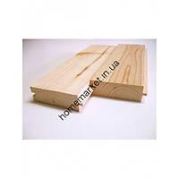 Доска для пола Сосна 35мм*125мм длинной 4м и 4,5м