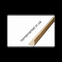 Уголок наружный декоративный гладкий сосна 30*30мм