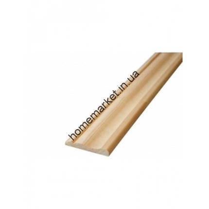 Наличник срощенный, сосна (13*82*2150мм), фото 2