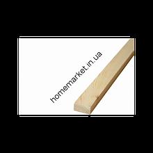 Рейка монтажная сосна, строганая 20*40мм