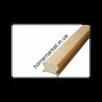 Поручень перила сосна, срощенный 40*60*3000мм