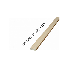 Рейка монтажная (подпоручень), сосна, строганая, срощенная 10*30*2000