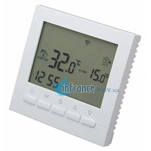 программируемый терморегулятор Klimteh BHT-313 WiFi