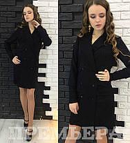 Платье пиджак на запах джерси, фото 3