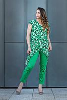 Женская блуза Бриджит большие размеры Nina free