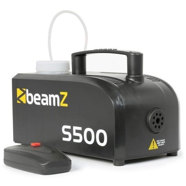 Дым-машина BeamZ S500 УЦЕНКА (010833)
