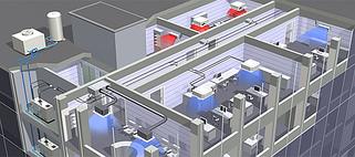 Проектирование и монтаж инженерных систем под ключ