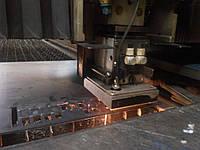 Лазерный раскрой металла