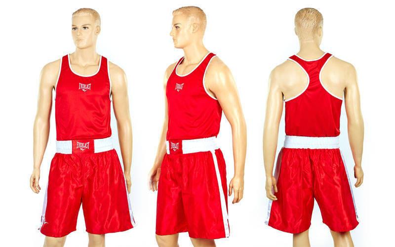 Боксерская форма Everlast красная