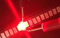 SMD светодиод 5730  0.5W, красный 620-625 nm, фото 1