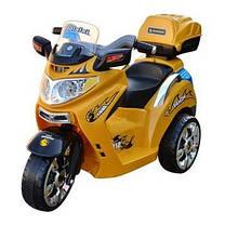 Детский Электромобиль Мотоцикл М 0664, фото 3
