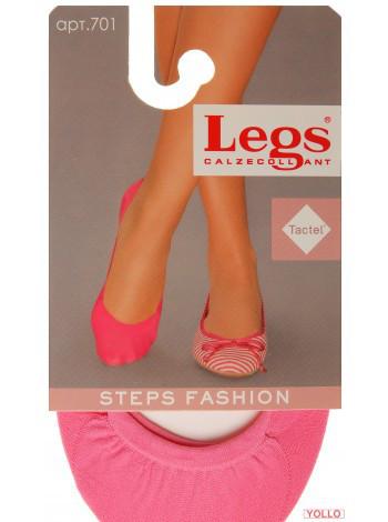 Подследники LEGS 701 BALLERINA TACTEL, следы, носочки