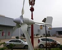 Ветроэлектростанция 240 кВт*ч/мес , ветряк для дома дачи пасеки кемпинга пансионата