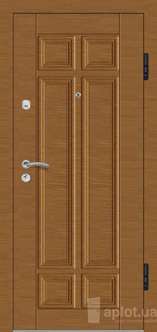 Двері вхідні. Aplot. Techno steel