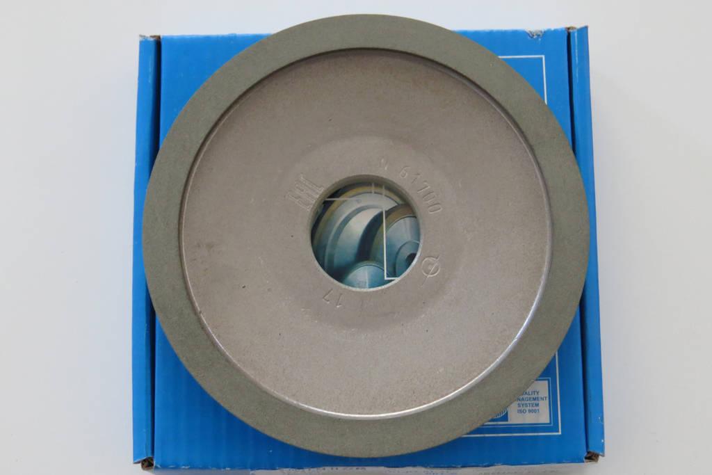 Круг алмазный тарельчатые конические 125х16х2х10х32 125\100 12А2-20 АС4 В2-01 БАЗИС