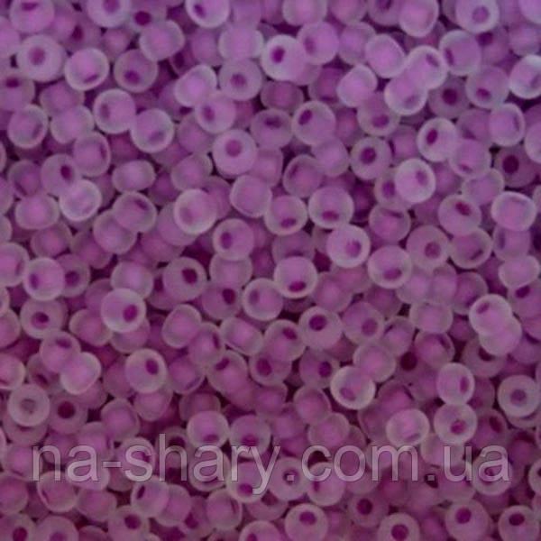 Чешский бисер для рукоделия Preciosa (Прециоза) оригинал 50г 33139-38328-10 Сиреневый