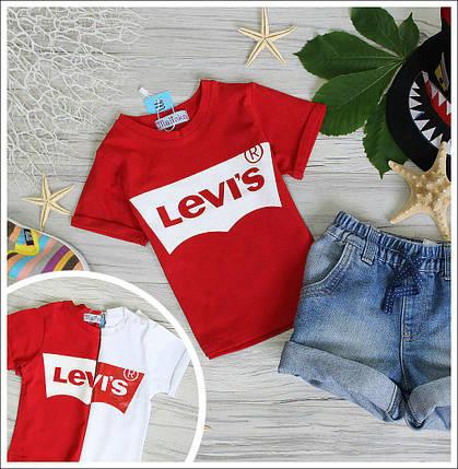 Детская модная универсальная футболка , фото 2