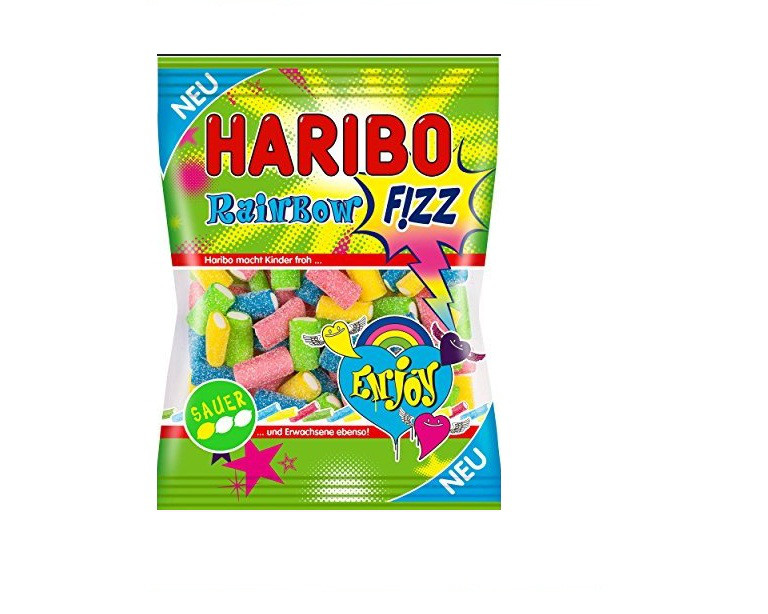 Жевательные конфеты Haribo Rainbow 175 г