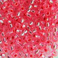 Чешский бисер для рукоделия Preciosa (Прециоза) оригинал 50г 33119-08275-10 Розовый
