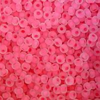 Чешский бисер для рукоделия Preciosa (Прециоза) оригинал 50г 33139-38398-10 Розовый