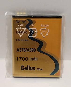 Акумулятор Gelius Ultra  для Lenovo A376 / A390 BL-171    1700mAh, фото 2