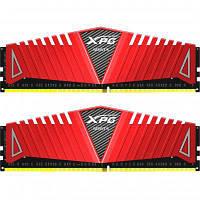 Модуль памяти для компьютера DDR4 32GB (2x16GB) 2400 MHz XPG Z1-HS Red ADATA (AX4U2400316G16-DRZ)