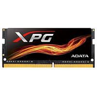Модуль памяти для ноутбука SoDIMM DDR4 4GB 2400 MHz XPG Flame-HS Black ADATA (AX4S2400W4G15-SBF)