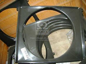Кожух вентилятора ГАЗ 3308, 3309, 33104 ВАЛДАЙ  (покупн. ГАЗ). 33104-1309011. Ціна з ПДВ.