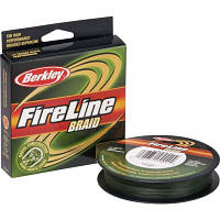 Шнур BERKLEY FireLine Braid 110m moss green