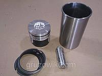 Комплект поршневой (поршневая группа) один цилиндр к Howo, Hania, CNHTC, Foton, Sinotruk WD615 Евро2