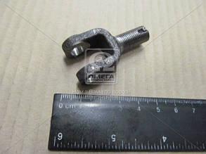 Вилка рычага оттяжного диска нажимного ГАЗ 53, 3307 (пр-во ЗМЗ). 53-1601108. Цена с НДС.