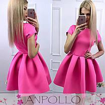 Платье барби беби долл с коротким рукавом , фото 2