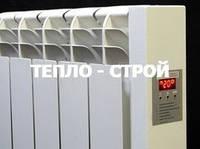 Электрические Радиаторы Алюминевые