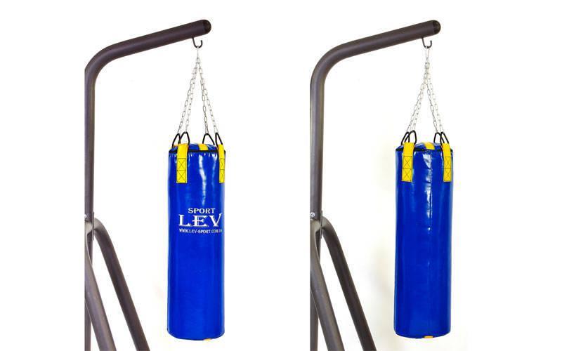 Боксерский мешок PVC ЛЕВ 1,3м