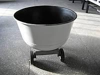 Дежа на 140 литров из углеродистой стали