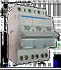 Переключатель I-0-II с общим выходом сверху 3-полюсный 40А/400В 3м Hager