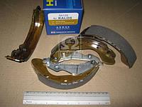 Колодки тормозные барабанные CHEVROLET AVEO/AVEO II R13 задние (SANGSIN). SA129