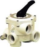 Шестипозиционный клапан для фильтра, 50 мм