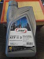 Масло ATF (JASOL) АТФ 1л Трансмиссионное Dexron 2
