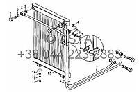 Масляный радиатор - SZ4RTF460000-2 на YTO-X704, фото 1