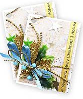 Открытка визитка 004-675