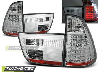 Стопы фонари тюнинг оптика BMW X5 E53