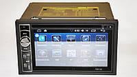Автомагнитола 2din Pioneer FY6140 - DVD - GPS + Пульт (4x50W)